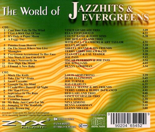World Hits in Jazz