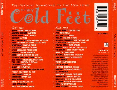 More Cold Feet