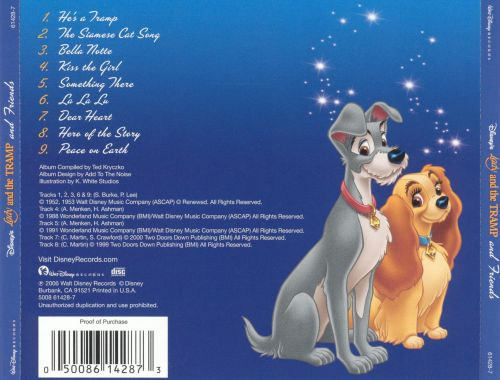 Lady and the Tramp and Friends