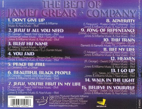 Best of James Grear & Company