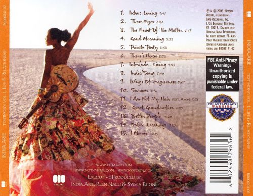 india arie acoustic soul free mp3 download