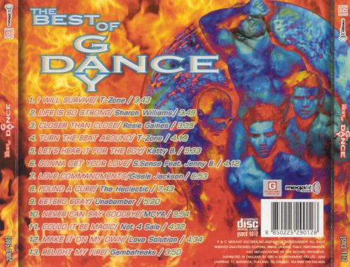 The Best of Gay Dance
