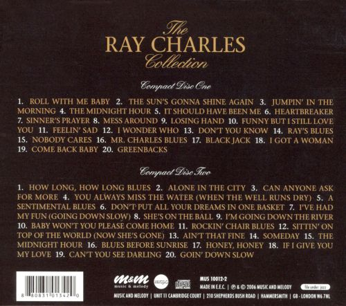 The Ray Charles Collection