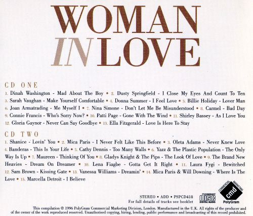 Woman in Love [Polygram]