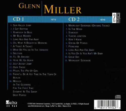 Jazz Collection: Glenn Miller and the Army Air Force Band/War Broadcasts [2000]