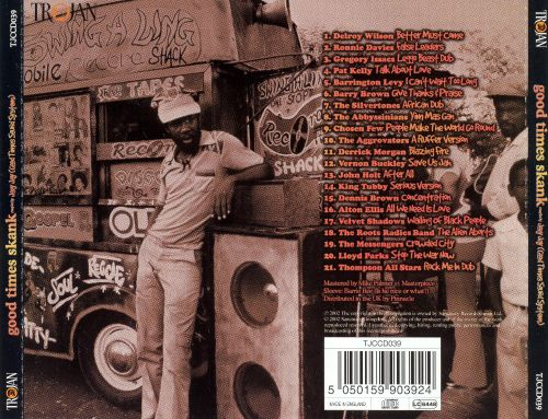 Good Times Skank Complied By Joey Jay (Good Times Sound System)