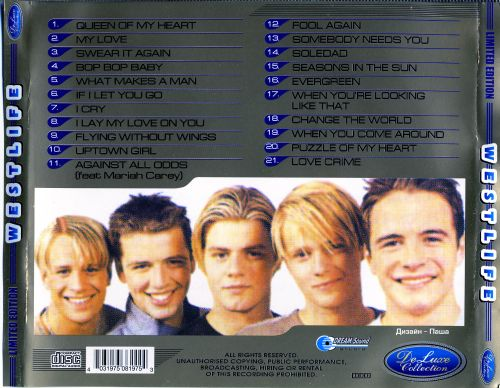 Westlife: Deluxe Collection - Westlife