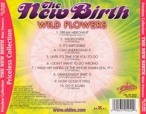 Wild Flowers: The Best of New Birth