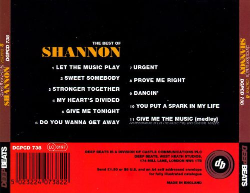The Best of Shannon