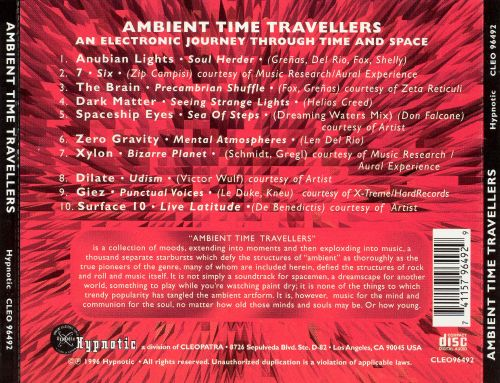Ambient Time Travellers