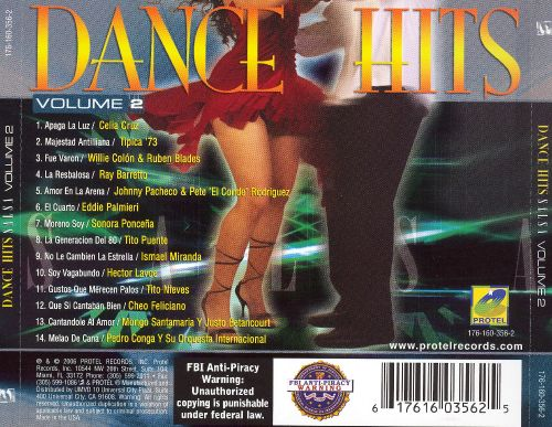 Dance Hits Salsa, Vol. 2
