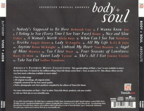 Absolute Body and Soul