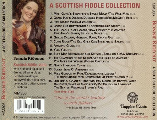 A Scottish Fiddle Connection