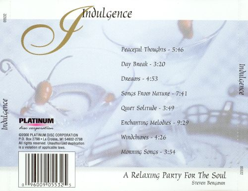 Indulgence: A Relaxing Party For The Soul