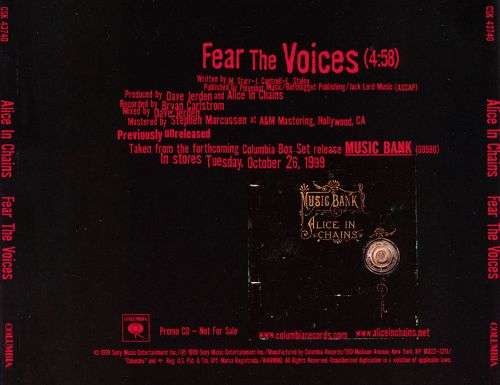 Fear the Voices