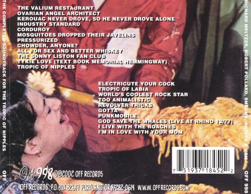 Completed Soundtrack for the Tropic of Nipples