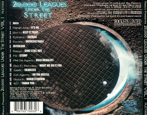 20,000 Leagues Under the Street, Vol. 1 [2000]