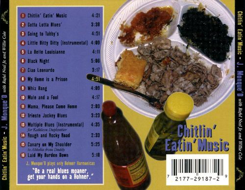 Chitlin Eating Music