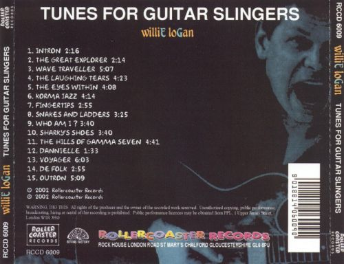 Tunes for Guitar Slingers