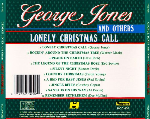 Lonely Christmas Call