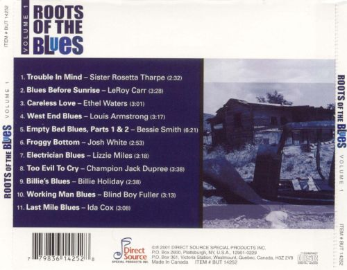 Roots of the Blues, Vol. 1