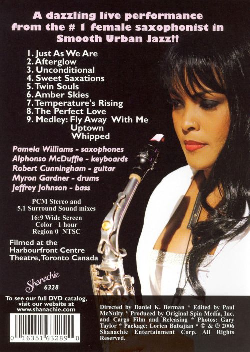 A Night with the Saxtress