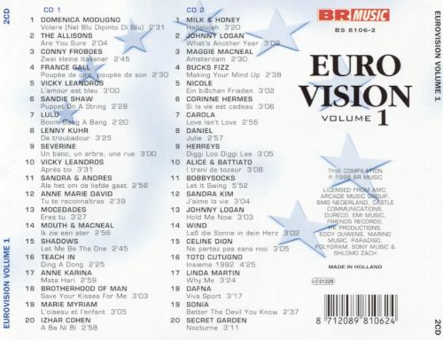 Story of Eurovision