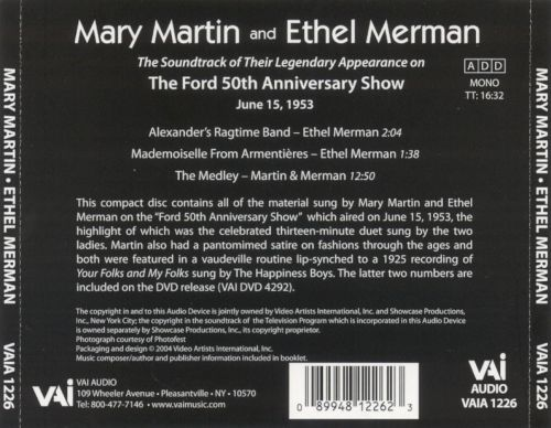 The Ford 50th Anniversary Television Show