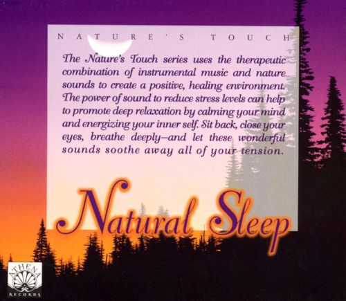 Nature's Touch: Natural Sleep
