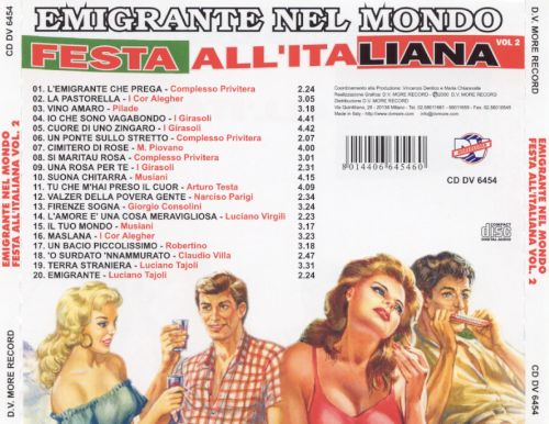 Feat All' Italiana, Vol. 2