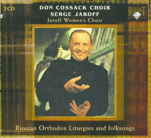 Russian Orthodox Liturgies and Folksongs