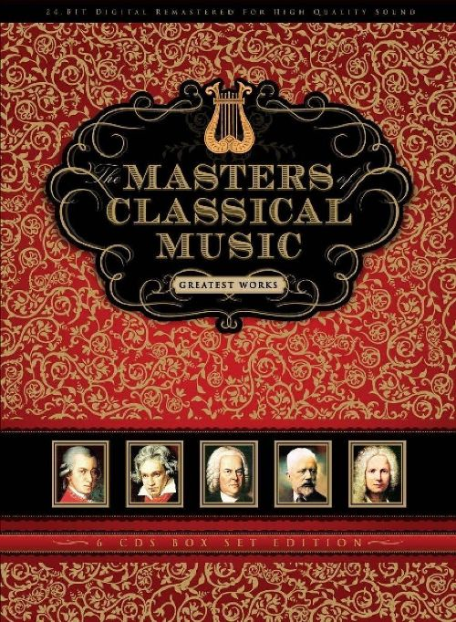 Masters Classical Music/Various (Box) (Dig)