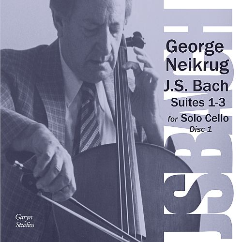 J.S. Bach: Suites 1-3 for Solo Cello, Disc 1