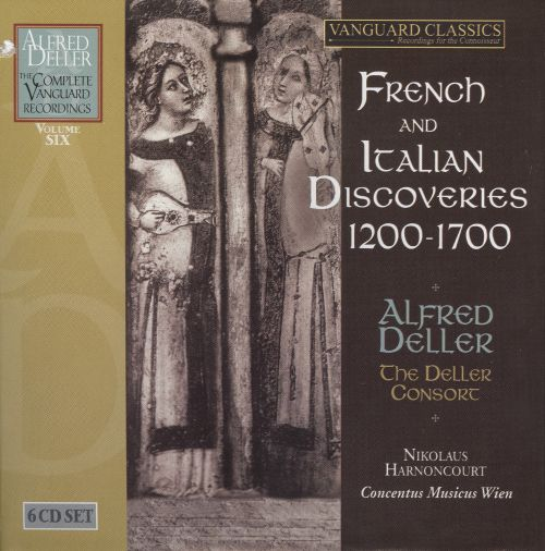 French and Italian Discoveries, 1200-1700