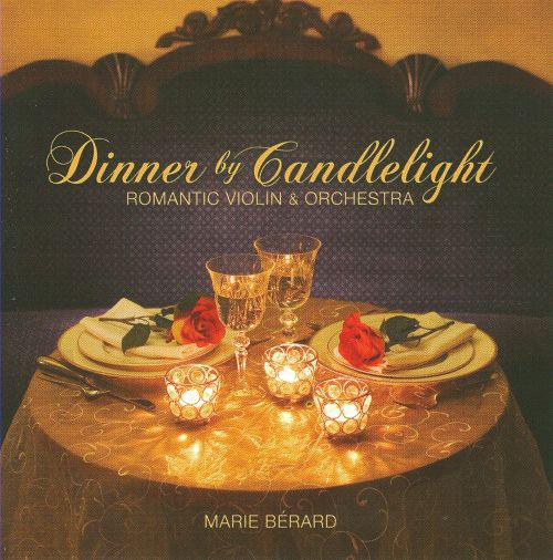 Dinner by Candlelight: Romantic Violin & Orchestra