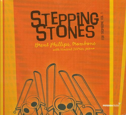 Stepping Stones for trombone, Vol. 1