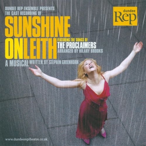 Sunshine on Leith [Original Cast Recording]