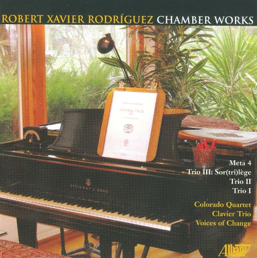 Rodriguez: Chamber Works