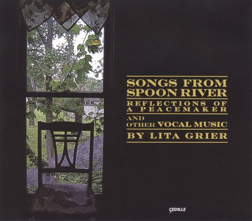 Lita Grier: Songs from Spoon River