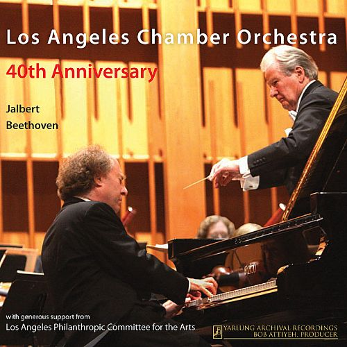 Los Angeles Chamber Orchestra, 40th Anniversary