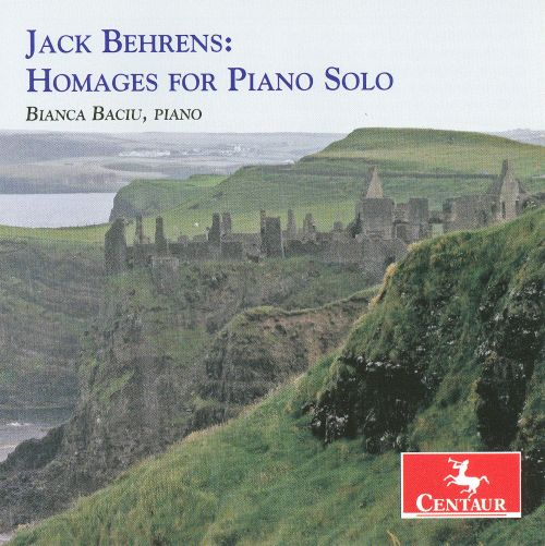 Jack Behrens: Homages for Piano Solo