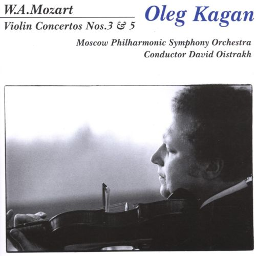 Mozart: Concerto for Violin and Orchestra