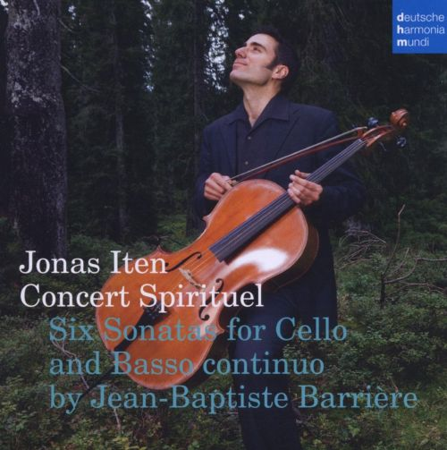 Barriere: Six Sonatas for Cello & Bass