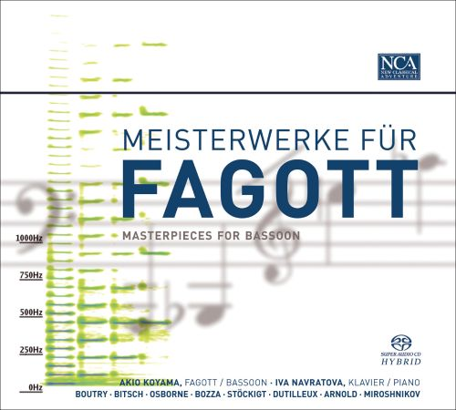 Masterpieces for Bassoon