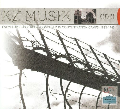 Encyclopedia of Music Composed in Concentration Camps, CD 11