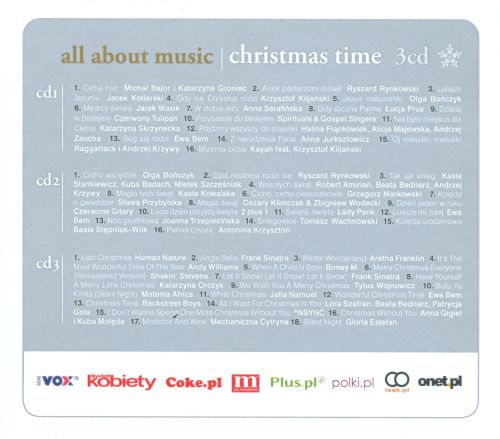 All About Music: Christmas Time