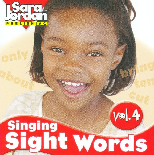 Singing Sight Words, Vol. 4