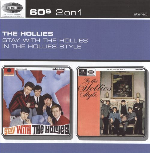Stay with the Hollies/In the Hollies Style