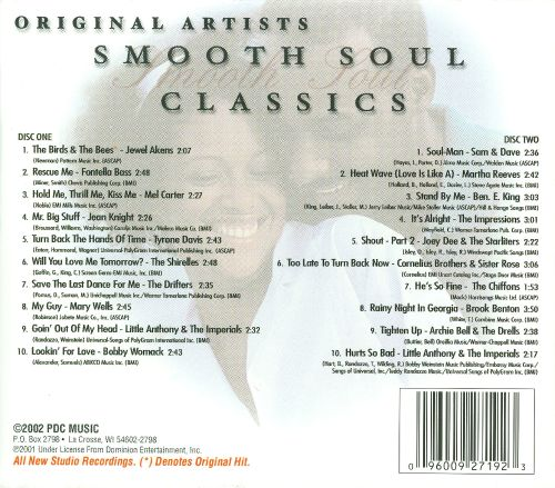 Smooth Soul Classics [Platinum Disc]