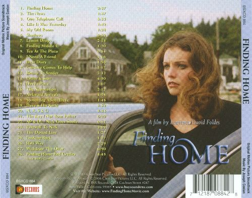 Finding Home: Original Motion Picture Soundtrack